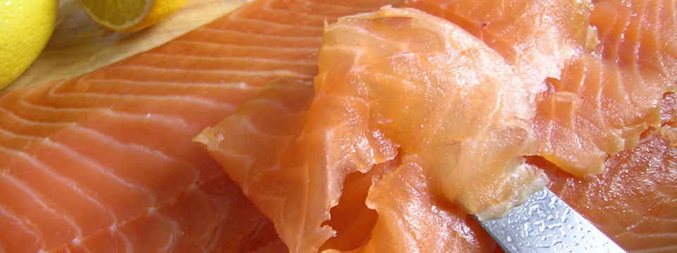 Classic Cold Smoked Salmon
