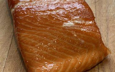 P10 Hot Smoked Salmon